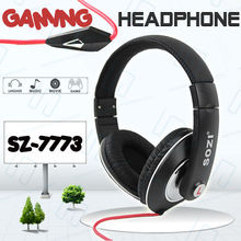 New Inventions 2013 Fashion Stereo Gaming Headset