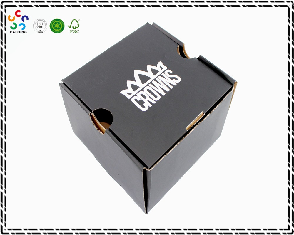 Custom packaging storage cardboard paper bow tie box wholesale