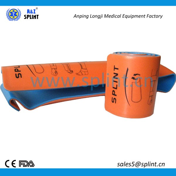 Longji lightweight& waterproof moldable splint