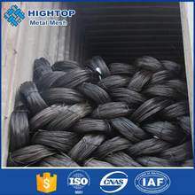 china factory the cheapest price black annealed binding wire