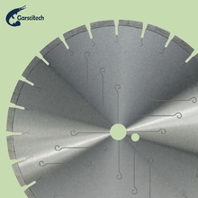 Factory Deal Circular Concrete High Speed Blades With Teeth Protection