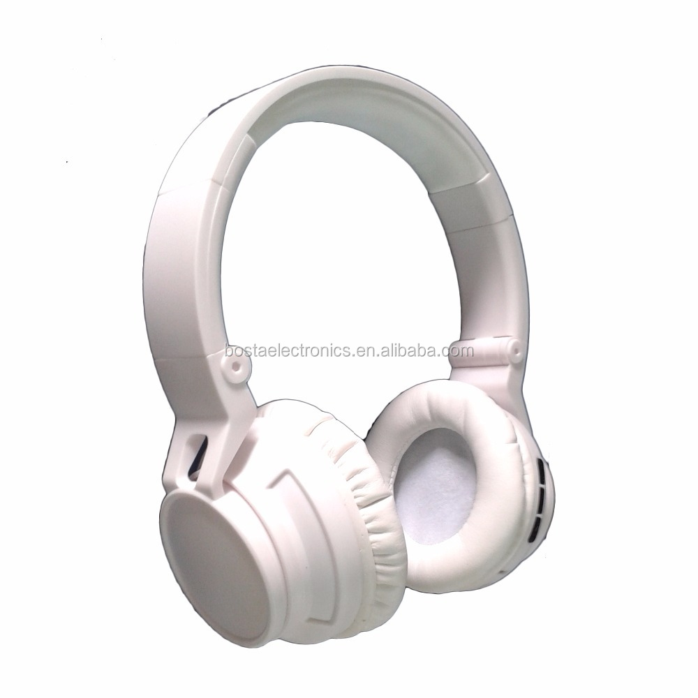 Stylish best quality premium noise cancelling wireless stereo bluetooth aviation headset