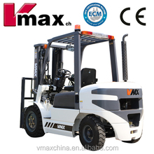 ( CPCD30) 3 TON white Diesel Forklift with attachment