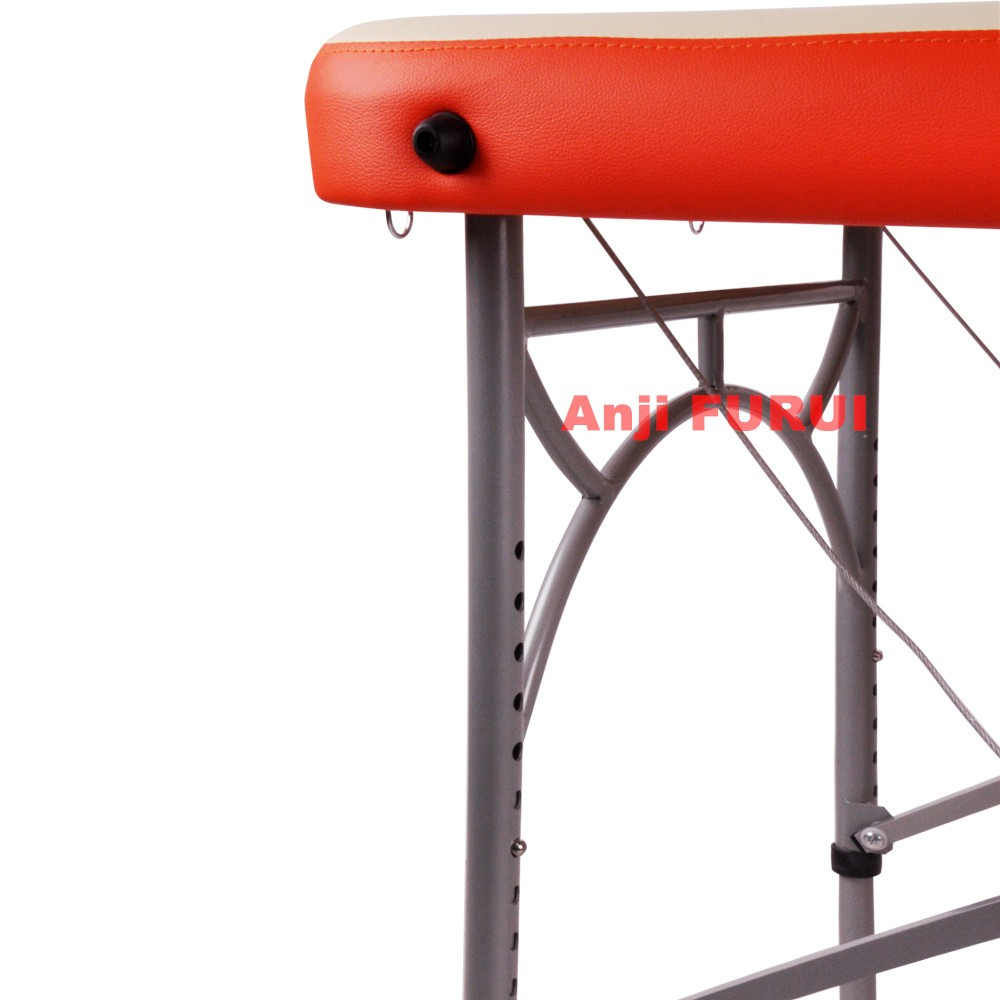 SGS and CE approval portable aluminum massage table for spa and beauty equipment
