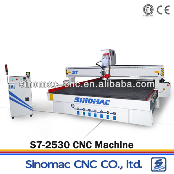 SINOMAC S7-2530 Cnc Crankshaft Grinding Machine
