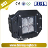 JGL cree truck led light lamp for car modification, cree led fog light with amber cover, cheap price high quality