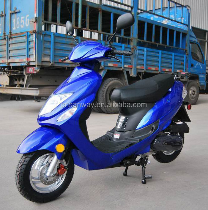 cheap 50cc moped made by Sanway