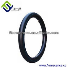 Butyl and rubber inner tube for motorcycle tyre 275-18