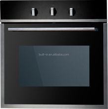 56L Built in electric oven convection oven pizza oven with CE