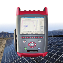 chinese photovoltaic panels electric meter, Solar photovoltaic(PV) Modules Array IV Curve tester, volt meter
