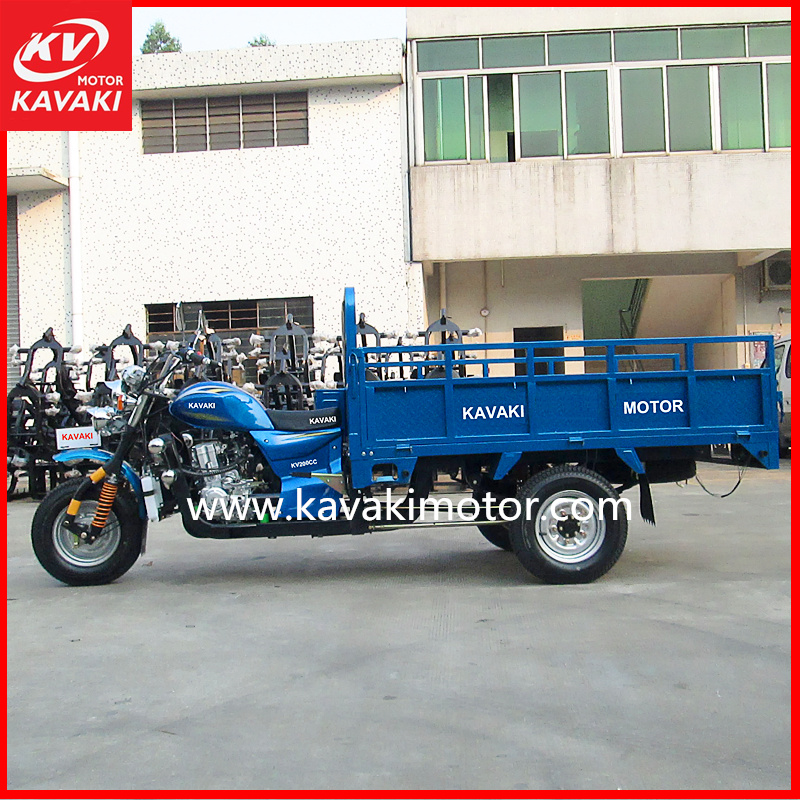 Water Cooling Long Carriage CCC High Qualiti 3 Tekerlekli Motosiklet Cargo Tricycle Manufacturers
