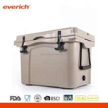 Big Size LLDPE Insulated Wine Coolers Box With Shoulder