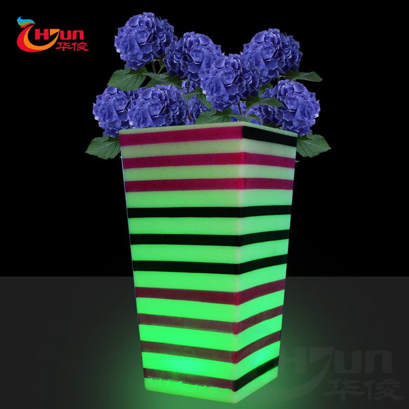 flower pot plastic plates