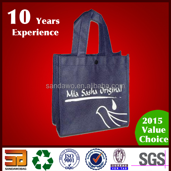 Manufacture Return fancy carry bag