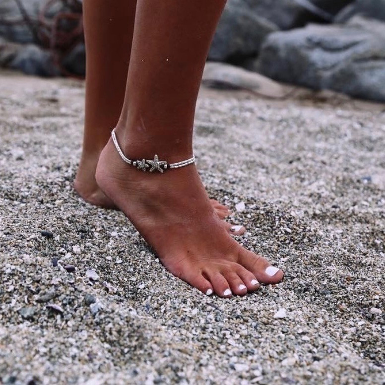 The New Fashion Anklet Silver Jewelry Wholesale NS8037249