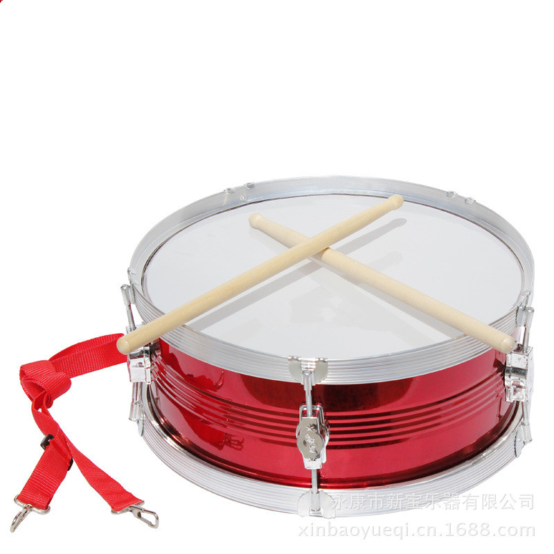 Aluminum Drums ordinary marching china junior snare drum wholesale