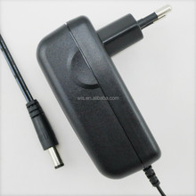 ac dc adapter with CE ROHS 12V1000MA wall charger