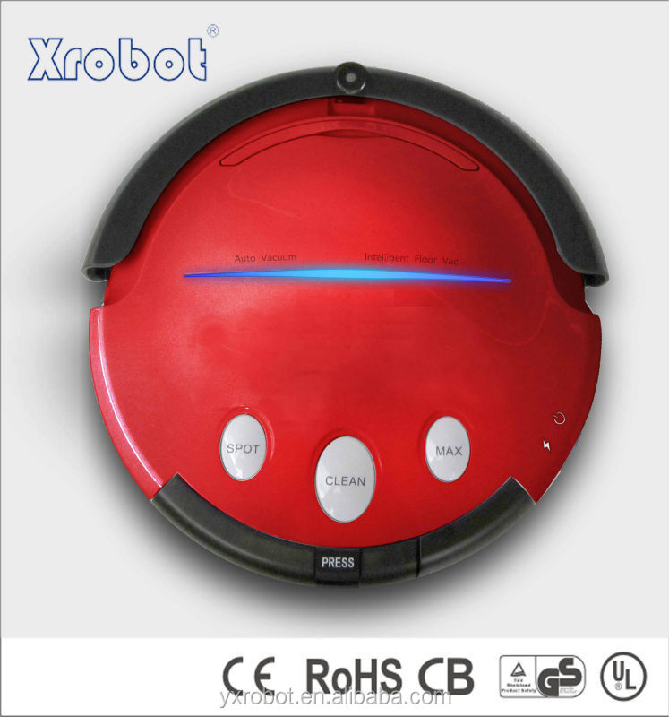 Home appliances robot floor sweeper with space isolator