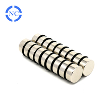 Extra strong magnetic materials water pump round neodymium permanent magnet