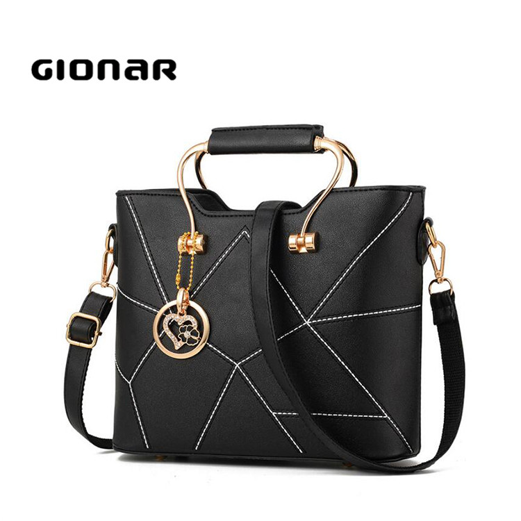 New Portable Simple Tide Shoulder Designer Online China Wholesale Free Shipping Handbags for Ladies