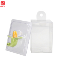 Hot selling packaging clear pvc plastic transparent box