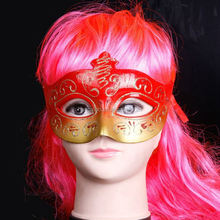 New Design Purple 3d animal mask halloween masks