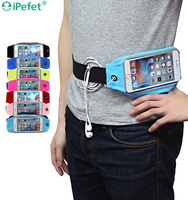 Universal Outdoor Belt Sport Waist Bag Popular Phone Case For iPhone 6/s Mobile Phone