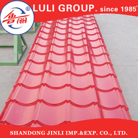 Corrugated Steel Roofing Sheet of LULI GROUP.(Since 1985,Your Reliable Manufacturer With ISO9001)