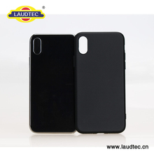 Matt Soft Tpu Silicone Gel Case For Iphone X Bumper Case