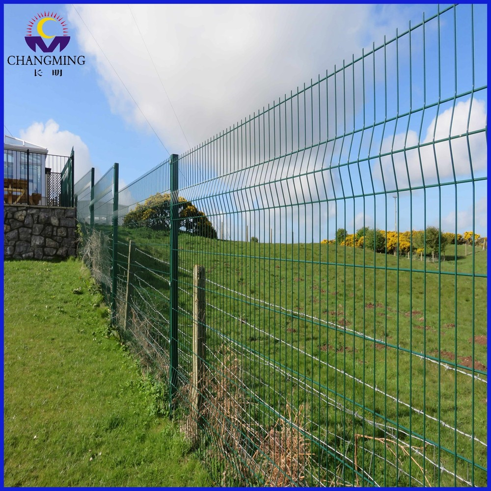Cheap heavy gauge pvc coated welded wire mesh from Anping China