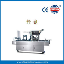 cup filling sealing and cutting machine (water cup filling sealing machine)