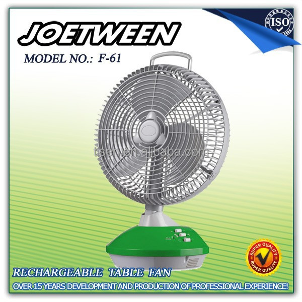 Rechargeable table fan winding machine F61