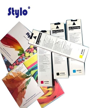 Replacement comcolors ink cartridge X7250 for use in RISOs Orphis X7250