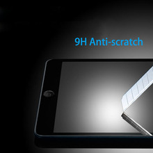 Shenzhen factory wholesale tablets accessories for ipad mini 1/2/3 nano liquid screen protector tempered glass
