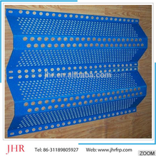 corrosion resistance FRP wind protection screen,wind dust netting,wind dust mesh