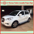 low-speed 5 seats suv electrical car (ckd/skd available for assembling in local)