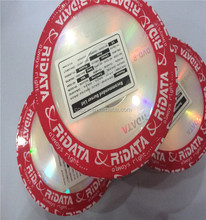 factory wholesale name ridata blank cdr 700mb 80mins 52x