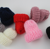 Winter new knit mini wool hat children's baby clothing accessories