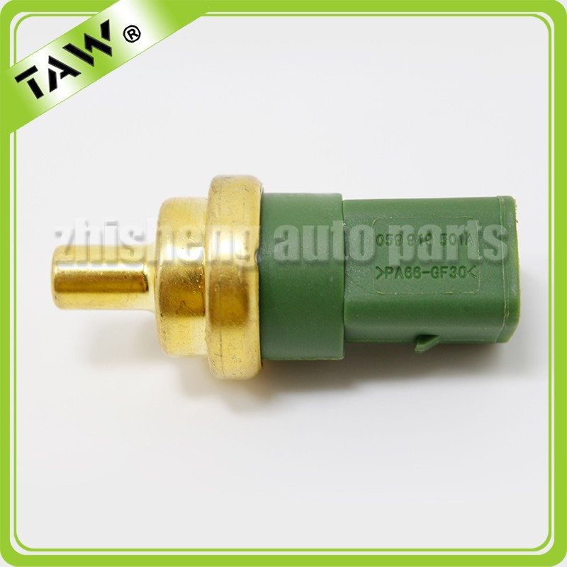 OEM 4-Pin Coolant Temperature Sensor Water Switch Fit VW Jetta Golf Passat Beetle
