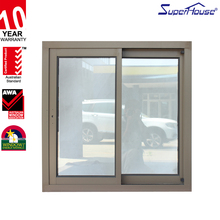 Superhouse Wholesale price aluminium door and window meet AS2047 standard