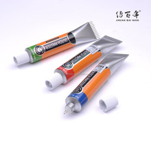 Novelty plastic tooth ball pen for gift