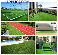 synthetic lawn and garden artificial grass for wedding decorations for garden landscape