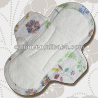 Classical stylish women butterfly sanitary napkins