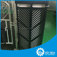 strong durable iron cast slat floor for pigs
