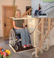 hydraulic handicap electric chair for stairs