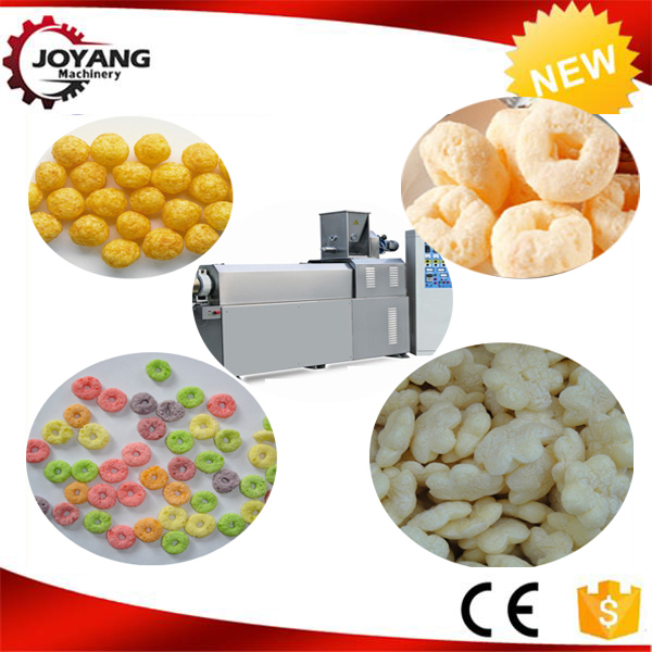 ISO90001 Certified most buy super quality corn chips machine