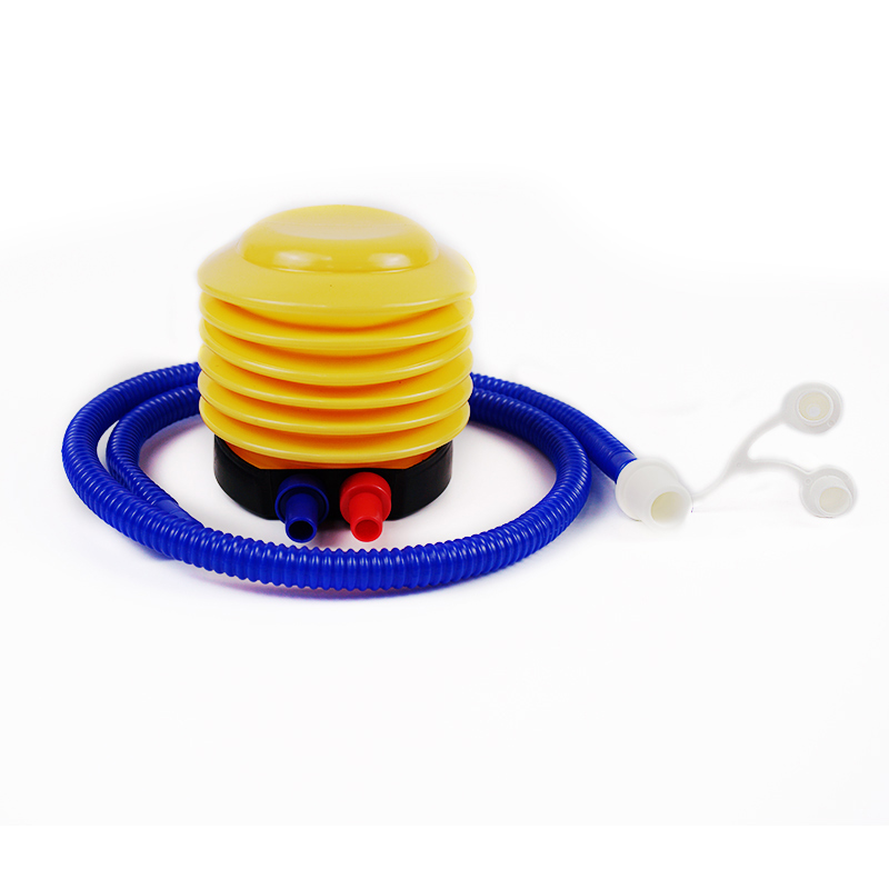Highly quality convenient and effortless foot air pump balloon