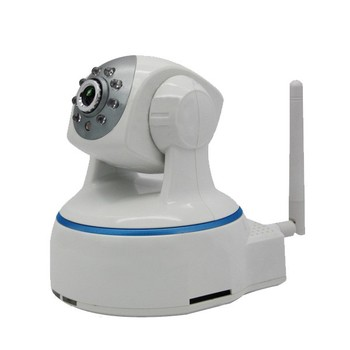 2.0Megapixels Wifi Pan &tilt IP Camera, Supporting 32GB TF Card