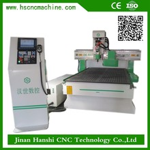 Reliable and High-precision marking furniture sculpture wood HS-1325T woodworking machine cnc machining center cnc router