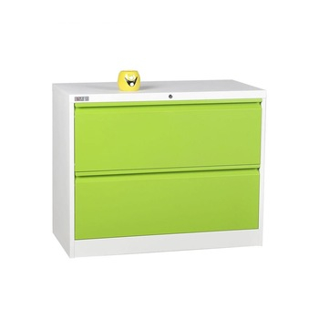 2-drawer file cabinet holder stainless steel drawer cabinet for office